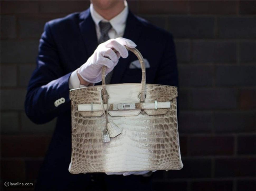ما هي أغلى حقيبة هيرميس تم بيعها على الإطلاق؟
