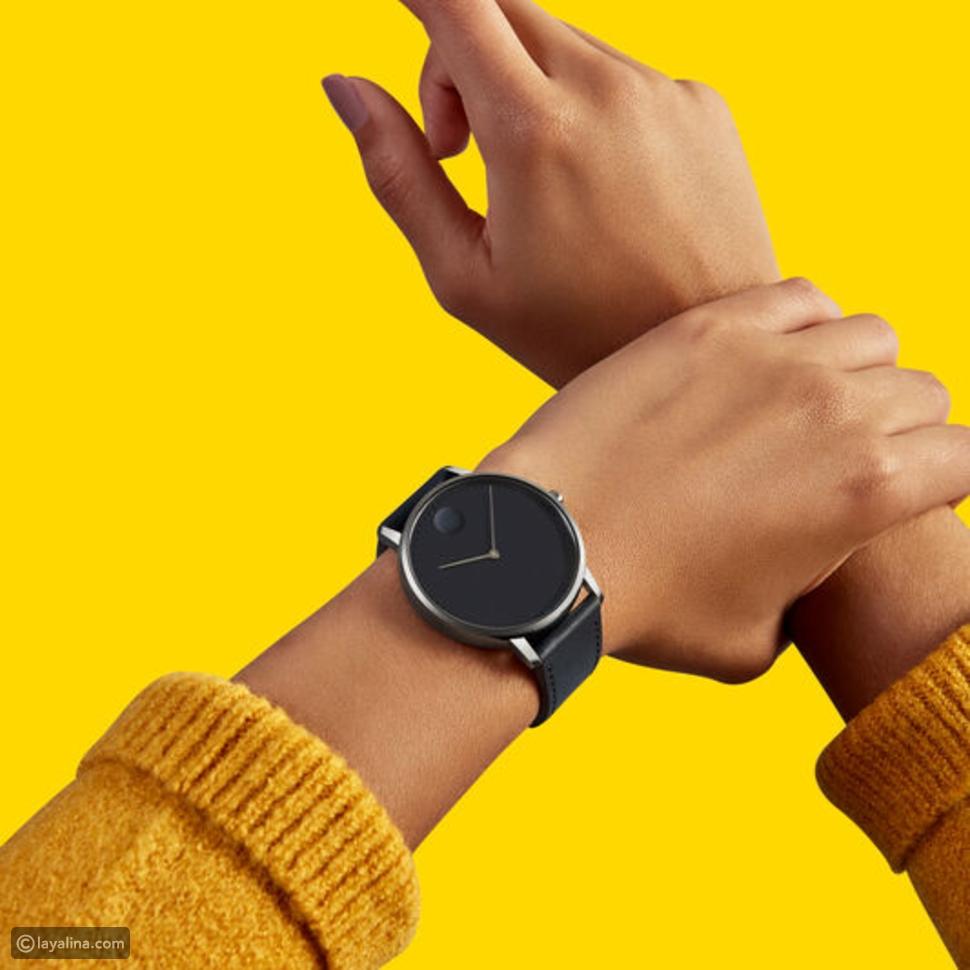 ساعة يد Museum Classic من Movado
