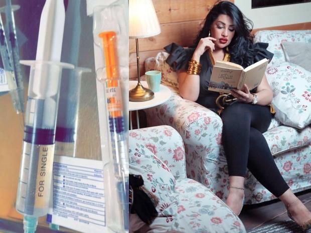 الإعلامية السعودية روزانا اليامي ضحية حادث سير في عطلة العيد