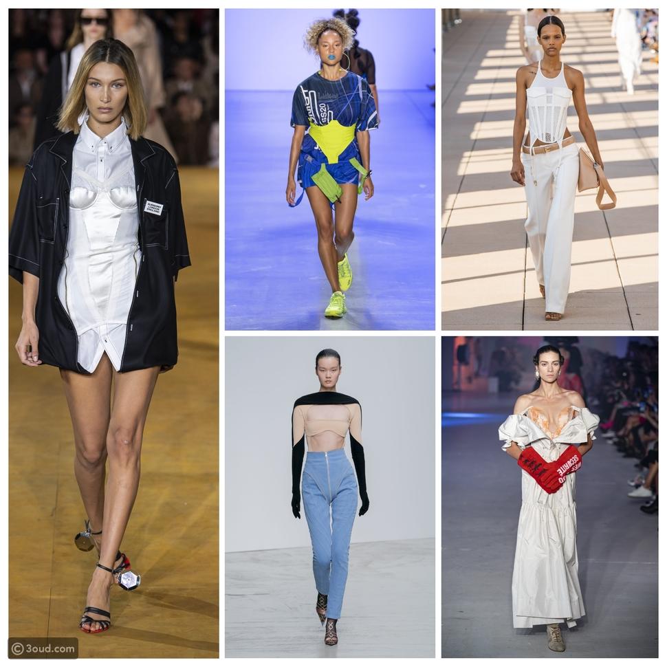 عروض الأزياء لربيع وصيف 2020