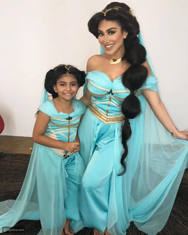 شخصية Princess Jasmine في فيلم علاء الدين