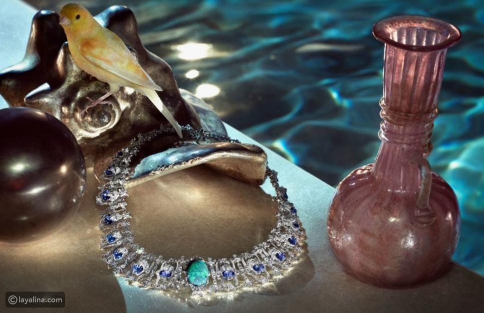 الفصلالأول لمجموعة المجوهرات الراقية من غوتش