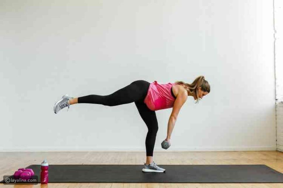 تمارين لتقوية عضلات الساقين وتجميلها
