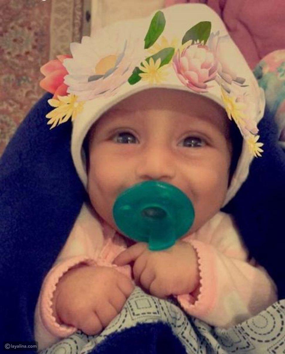 صور ابنة النجم الكويتي عبدالله بوشهري تشعل انستقرام ببراءتها