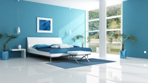 اكتشفي أفضل الألوان المستخدمة في غرف النوم لعلاقة زوجية أفضل