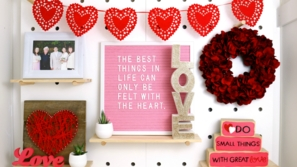 أفكارديكورات عيد الحب 2019
