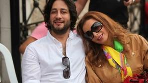 بالصور أمل حجازي تؤكد أن زوجها يشبه كريم بطل مسلسل