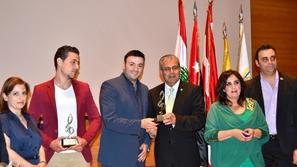 غبريال عبد النور يحيي حفل اليوم العالمي لمكافحة التدخين