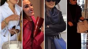تعرفي على ذوق الفنانة المصرية شريهان في شراء حقائب Hermès الفاخرة
