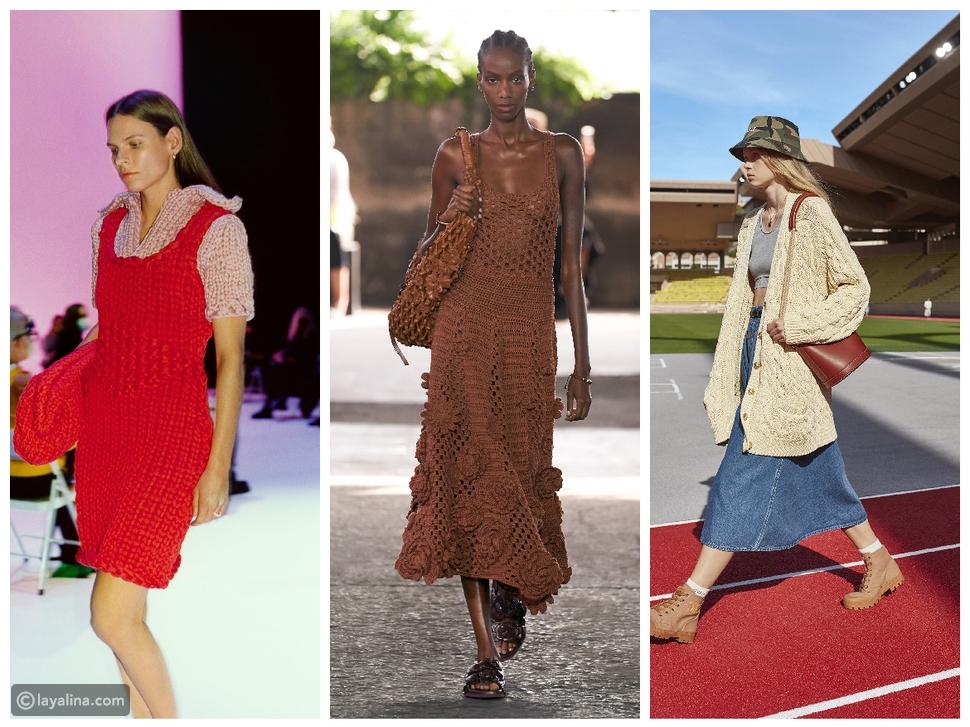 تعرفي على أبرز صيحات الموضة لعام 2021 حسب عروض الأزياء