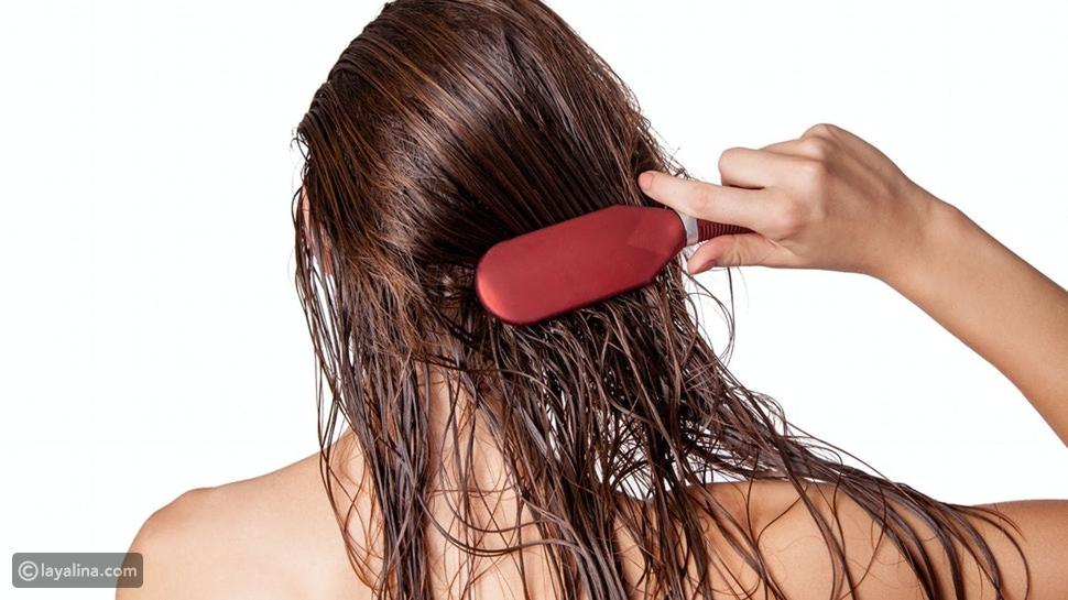 12 عادة تدمر شعرك تجنبيهم