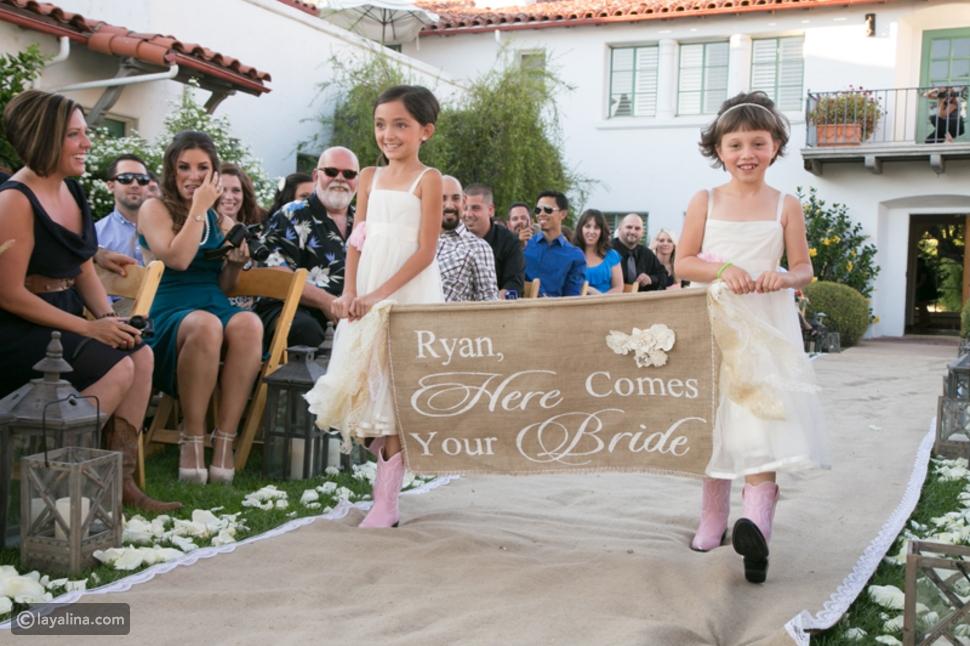 أنشطة للأطفال بحفل الزفاف