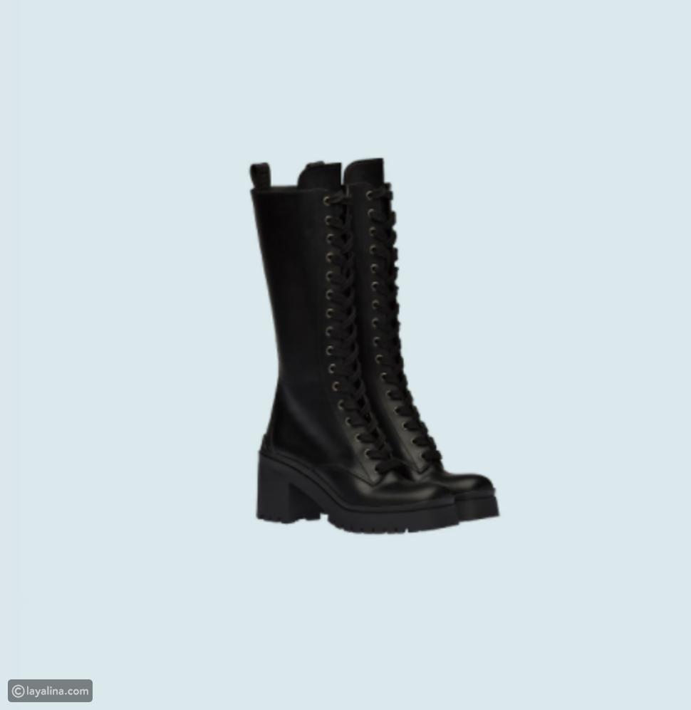 حذاء أسيل عمران
