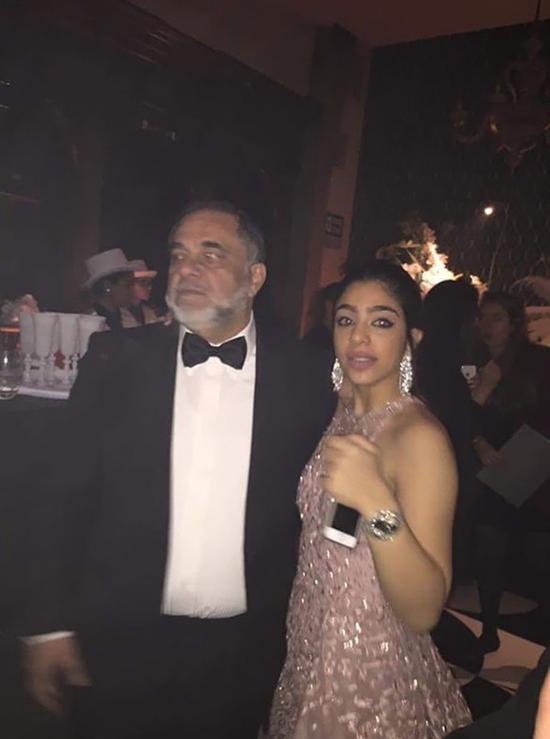شاهدوا صور حفل زفاف نجل إسعاد يونس الذي تسبب في أزمة للفنانة شريهان!