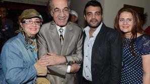 شهيرة تعاتب ابنها بسبب أحداث مسلسل ياسمين عبد العزيز