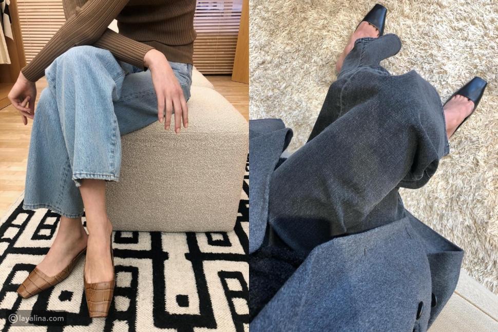 أحذية الباليرينا