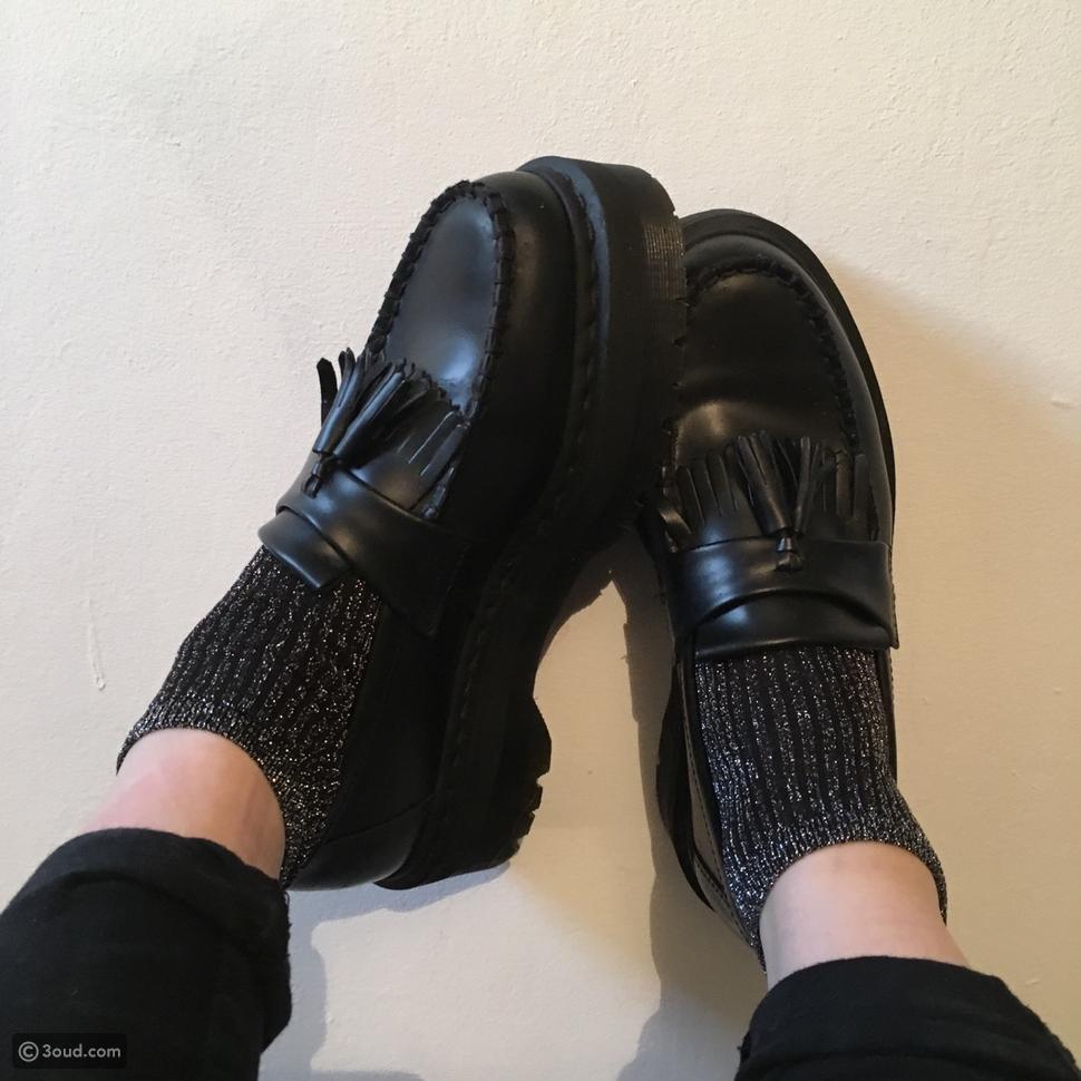 أحذية لوفرز مكتنزة