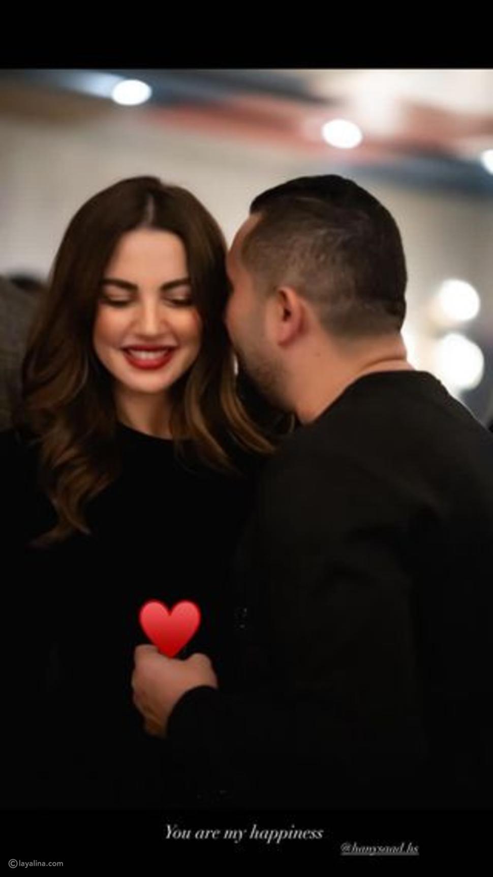 هاني سعد يفاجئ درة في أول عيد ميلاد لها بعد الزواج: وهكذا ردت