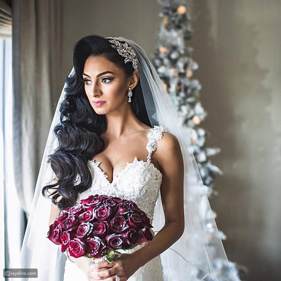 أفضل ماسك لشعر العروس قبل الزفاف