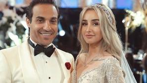 نشر صور جديدة لحفل زفاف أحمد فهمي وهنا الزاهد...رومانسية لا توصف