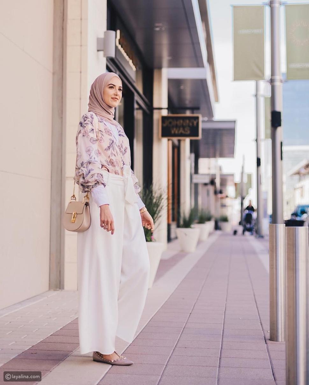 أحدث أفكار أزياء الحجاب