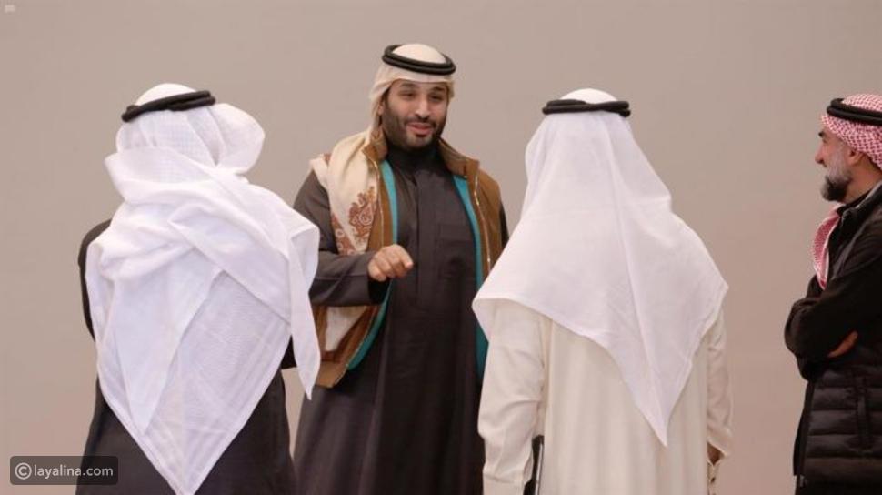إطلالة محمد بن سلمان