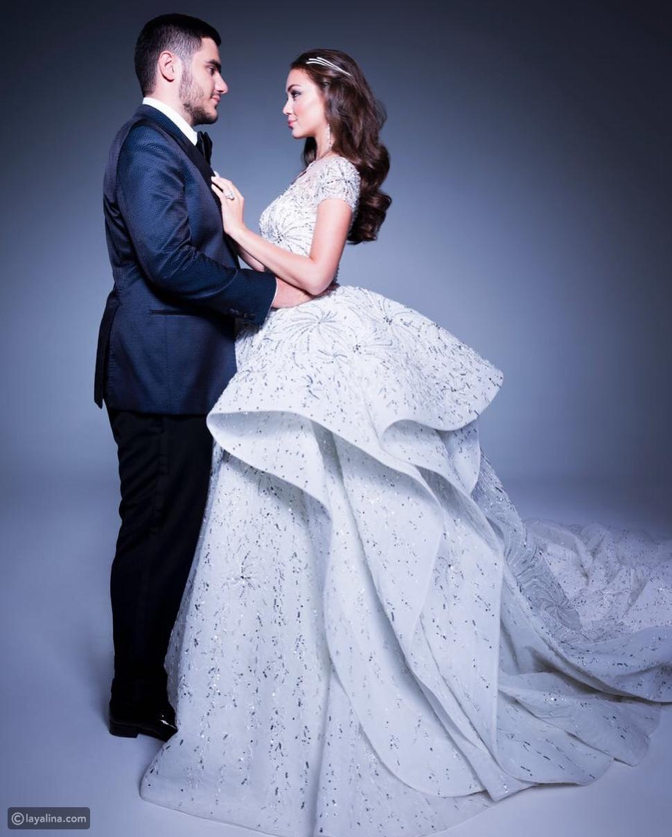العريس كارن ابن أغنى رجل أعمال روسي في أرمينيا