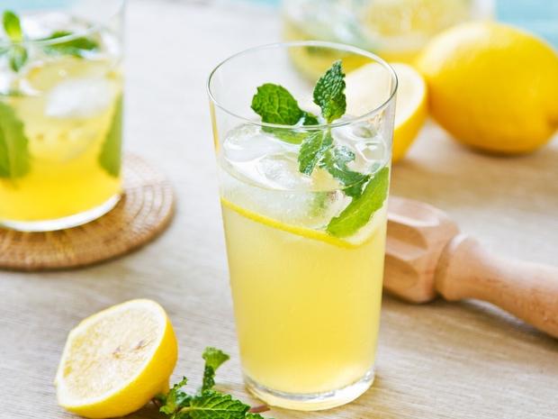 عصير حامض الليمون