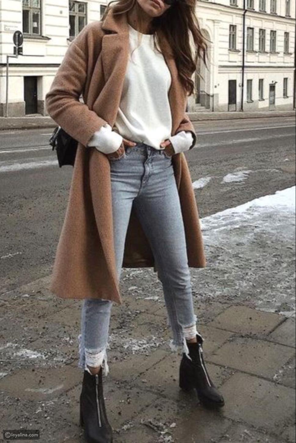 بنطال جينز Skinny