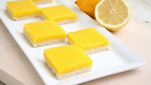 كيكة الليمون الشهية