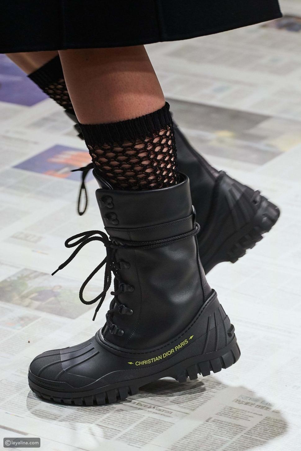 أحذية هاف بوت مطاطيةRubber boots