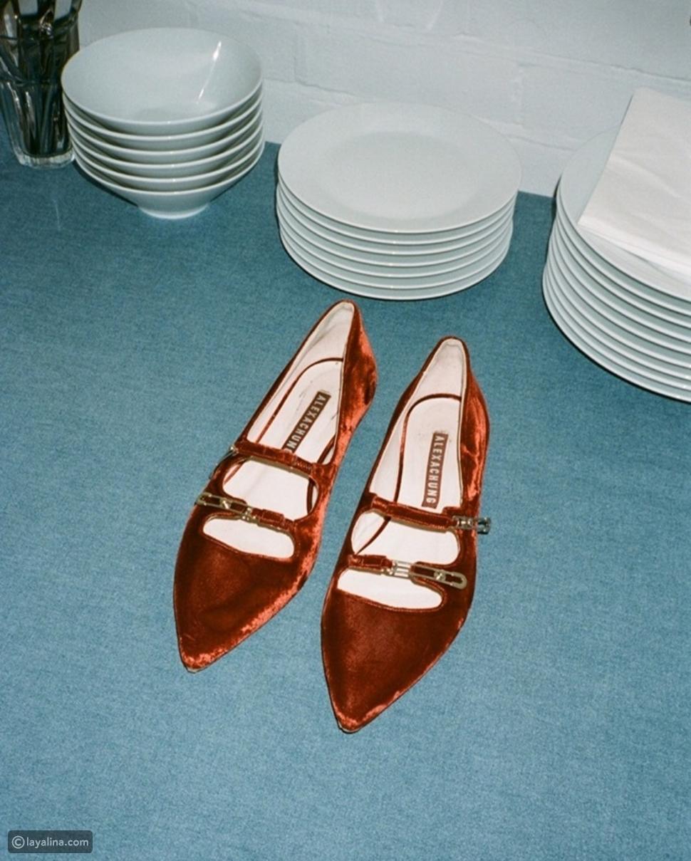أحذية Mary Janesعادت من جديد والفضل لـChanel