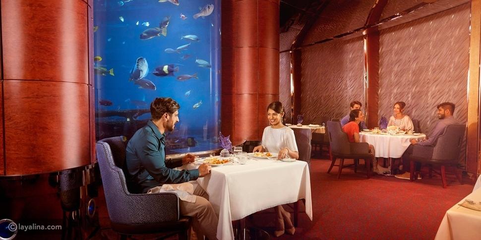 مطاعم دبي للعرسان