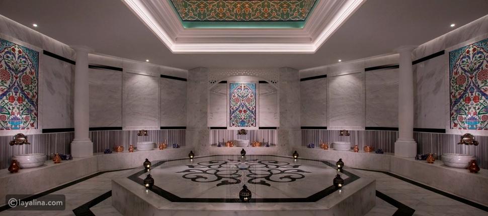 وقت خاص للاسترخاء في منتجعات دبي للعرسان