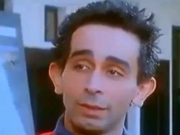 مصطفى هريدي شارك تامر حسني في فيلم عمر وسلمى عام 2007