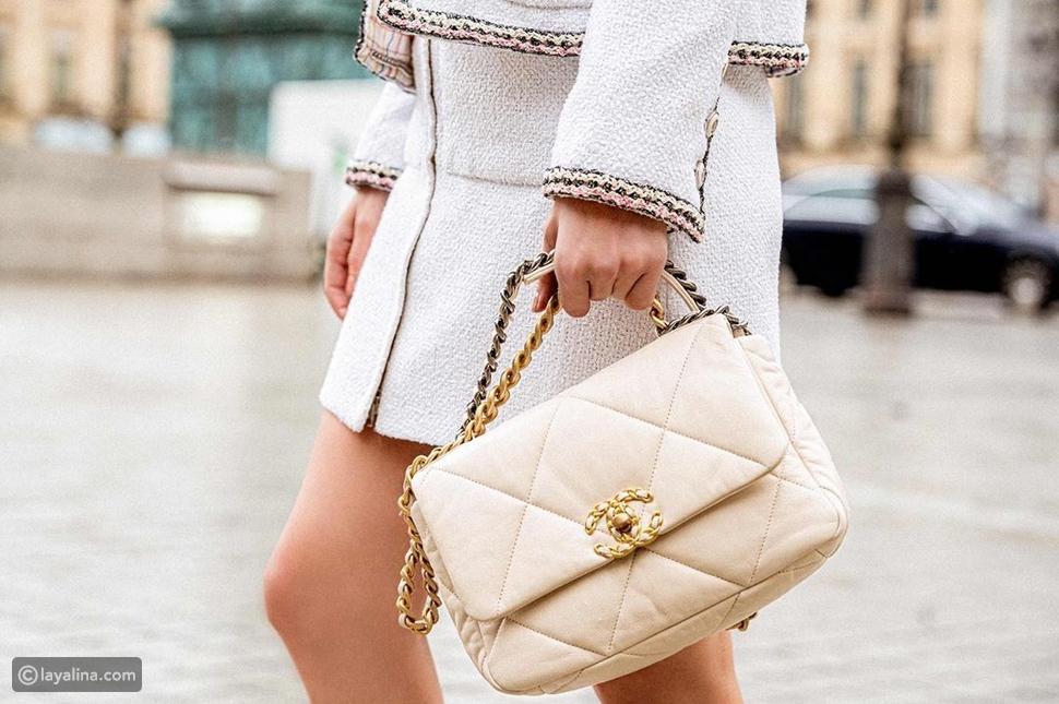 حقيبةFlap Bag من Chanel