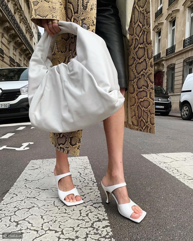 Square-Toe Sandals