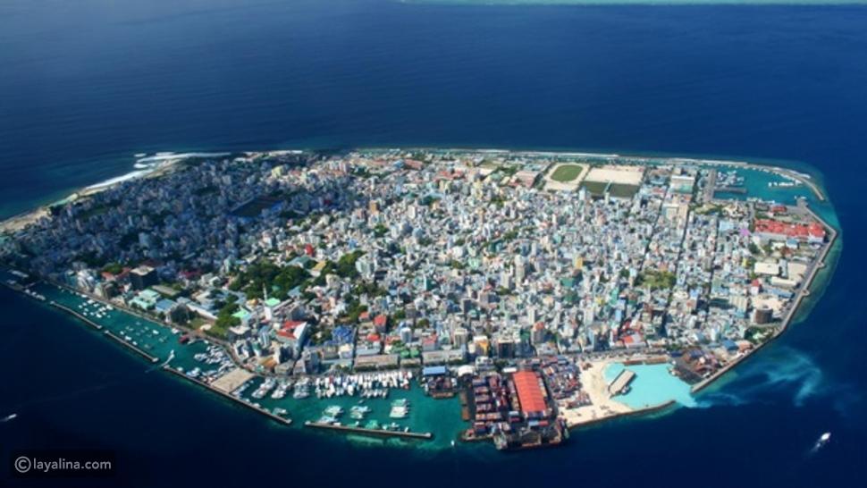 جزيرة ماليه