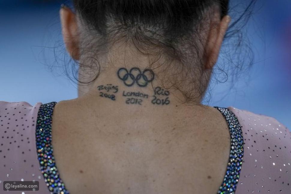 أظافر وتاتو وشعر لمسات جمالية من من بطالات الرياضة في أولمبياد طوكيو
