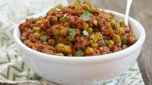 أكلات هندية: طريقة عمل الكيما الهندية
