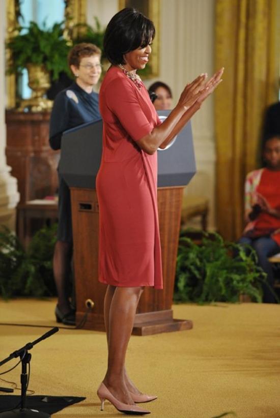 دروس ستايل نتعلمها من إطلالات ميشيل أوباما