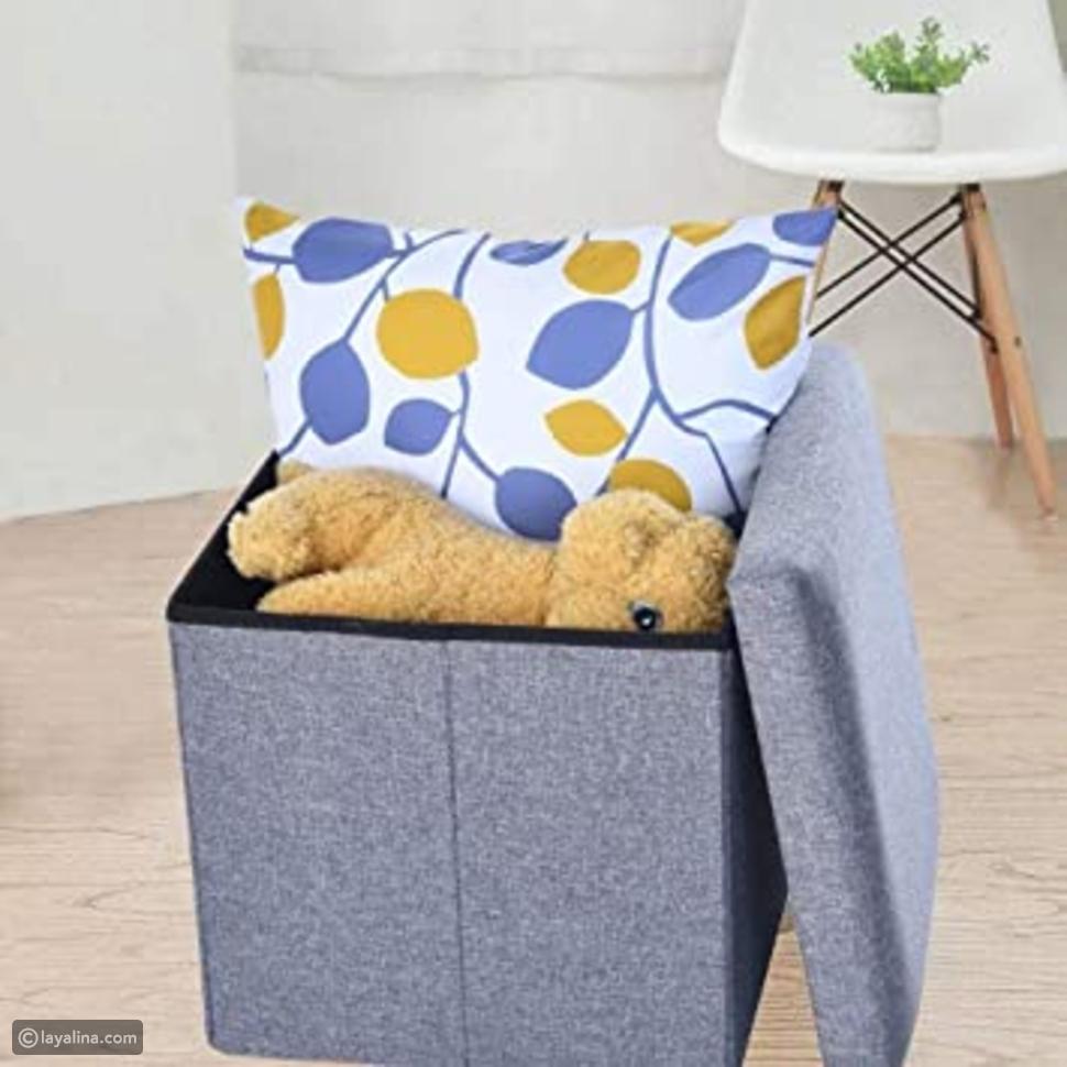 صندوق تخزين قابل للطي