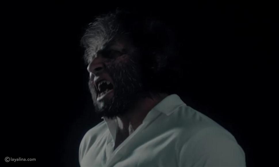 ياسر جلال يتحول إلى ذئب في إعلان مسلسل الديب: صورة صادمة