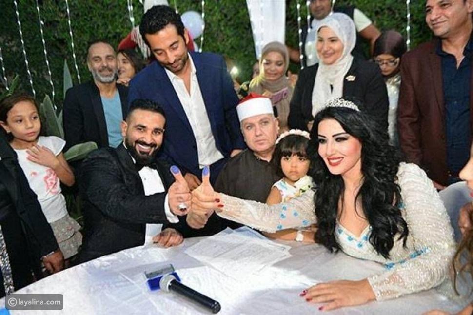 لأول مرة بعد انفصالهما.. محمد رمضان يجمع أحمد سعد وسمية الخشاب في موسى