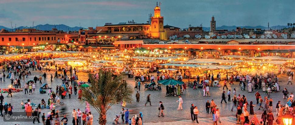 أسواق المغربية