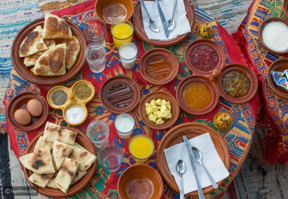 الفطور المغربي