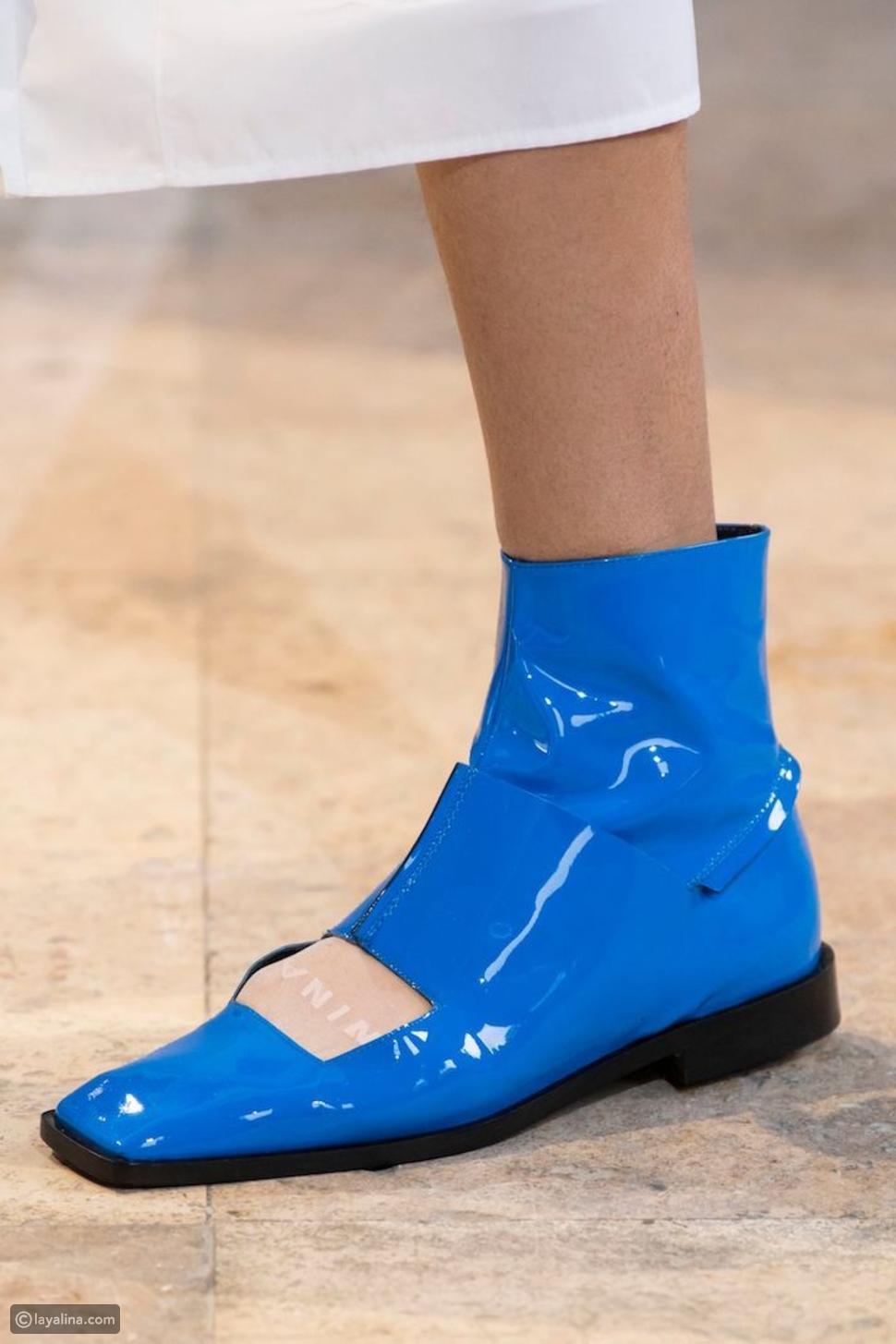 ألوان زاهية في عرض أزياء نينا ريتشي