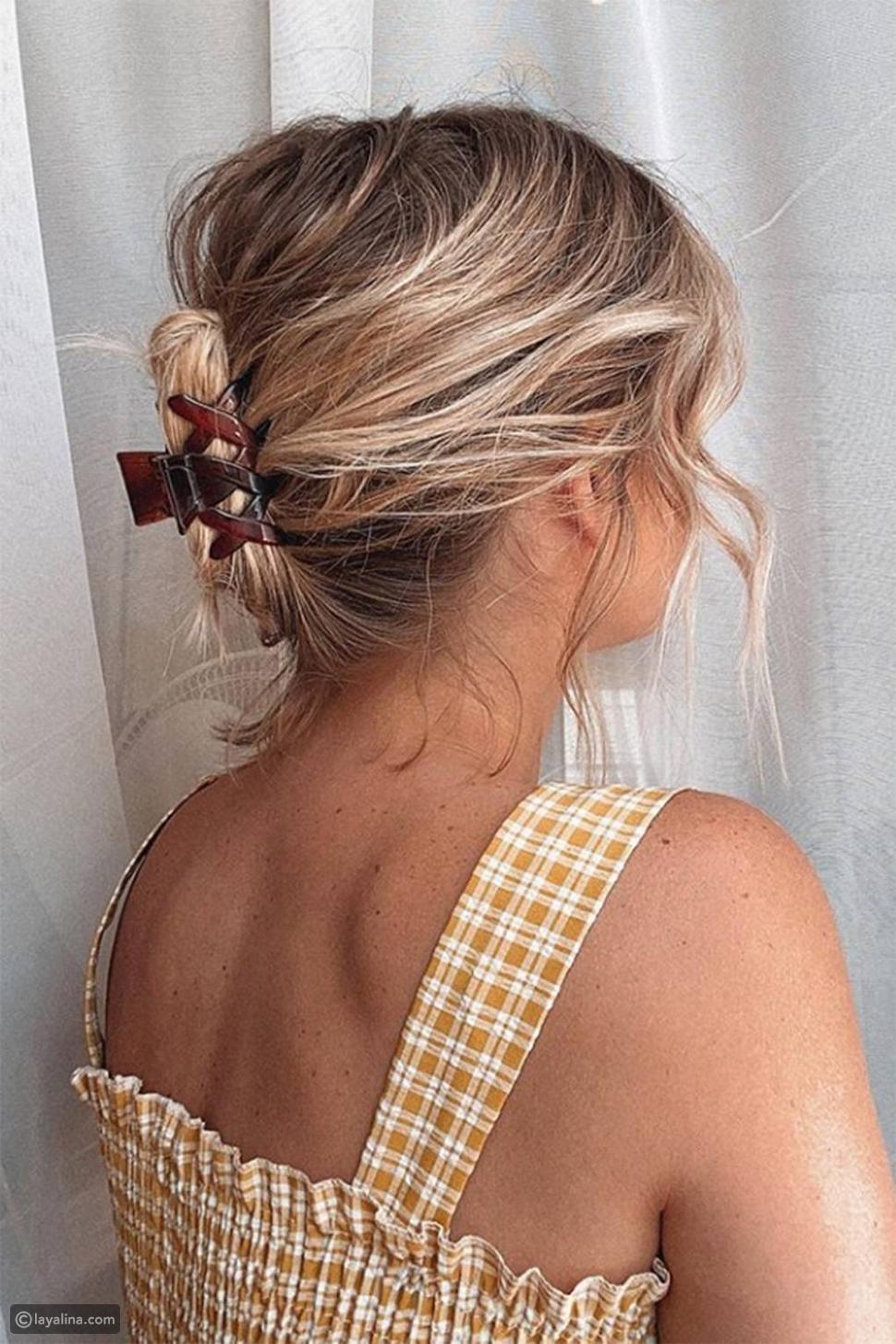 مشابك الشعر
