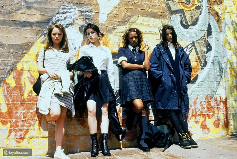 أزياء المدرسة