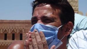 سعد الصغير يهاجم الفنانين بسبب غيابهم عن جنازة حسن حسني